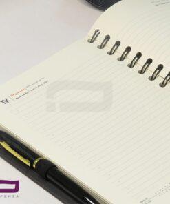 سالنامه رقعی کد|TH704